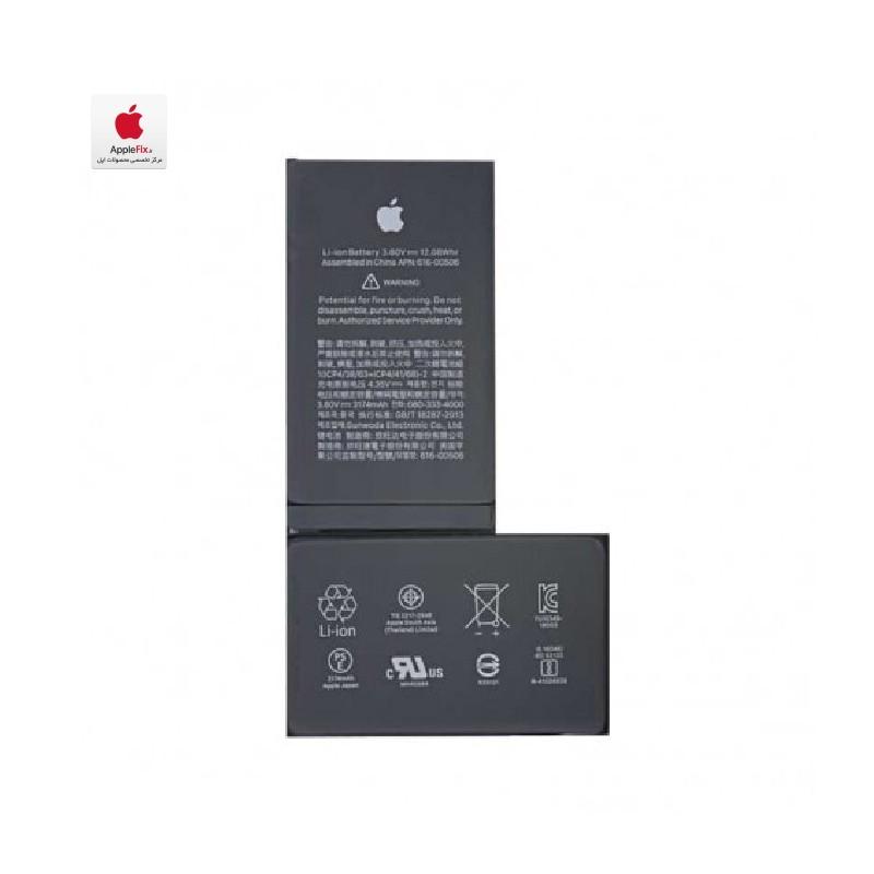 شیلد باتری آیفون 6s اصلی | IPHONE 6S BATTERY CONNECTOR BRACKET