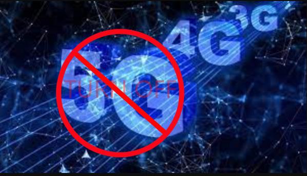 نحوه خاموش کردن شبکههای ۵G در آیفون