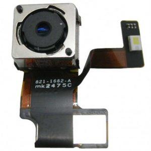 دوربین پشت ایفون ۵