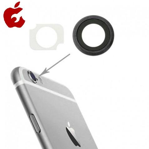 شیشه لنز دوربین آیفون ۶ اصلی   iPhone 6 Original Rear Camera Lens Cover