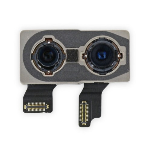 دوربین پشت ایفون XS