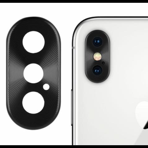 شیشه لنز دوربین آیفون x   ارجینال iPhone X Rear Camera Original Lens Cover